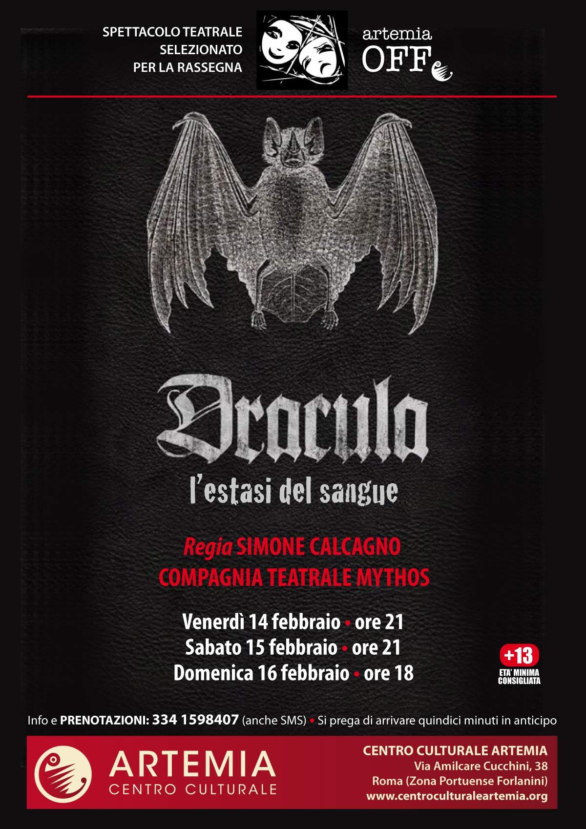 DRACULA – L'estasi del sangue