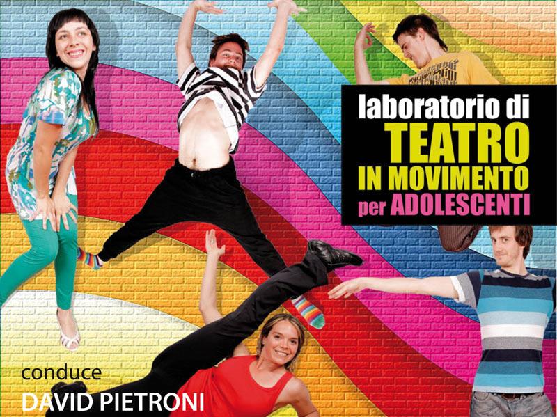 Laboratorio di Teatro – per Adolescenti