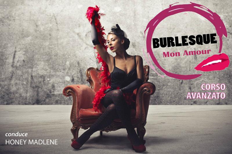 Corso di Burlesque – Avanzato