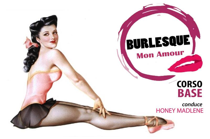 Corso di Burlesque – Base