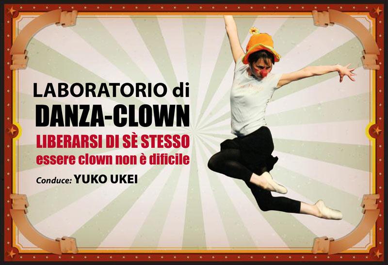 Laboratorio di Danza-Clown