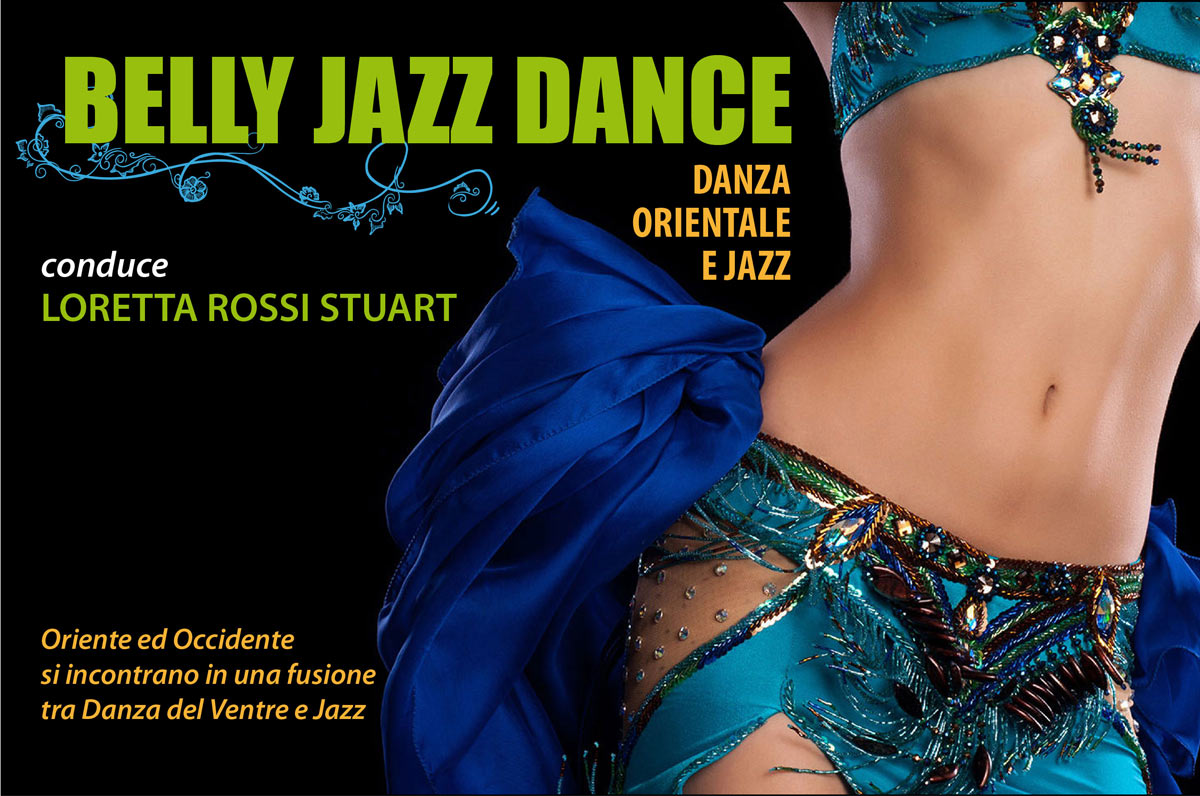 Belly Jazz Dance – corso di danza orientale e jazz