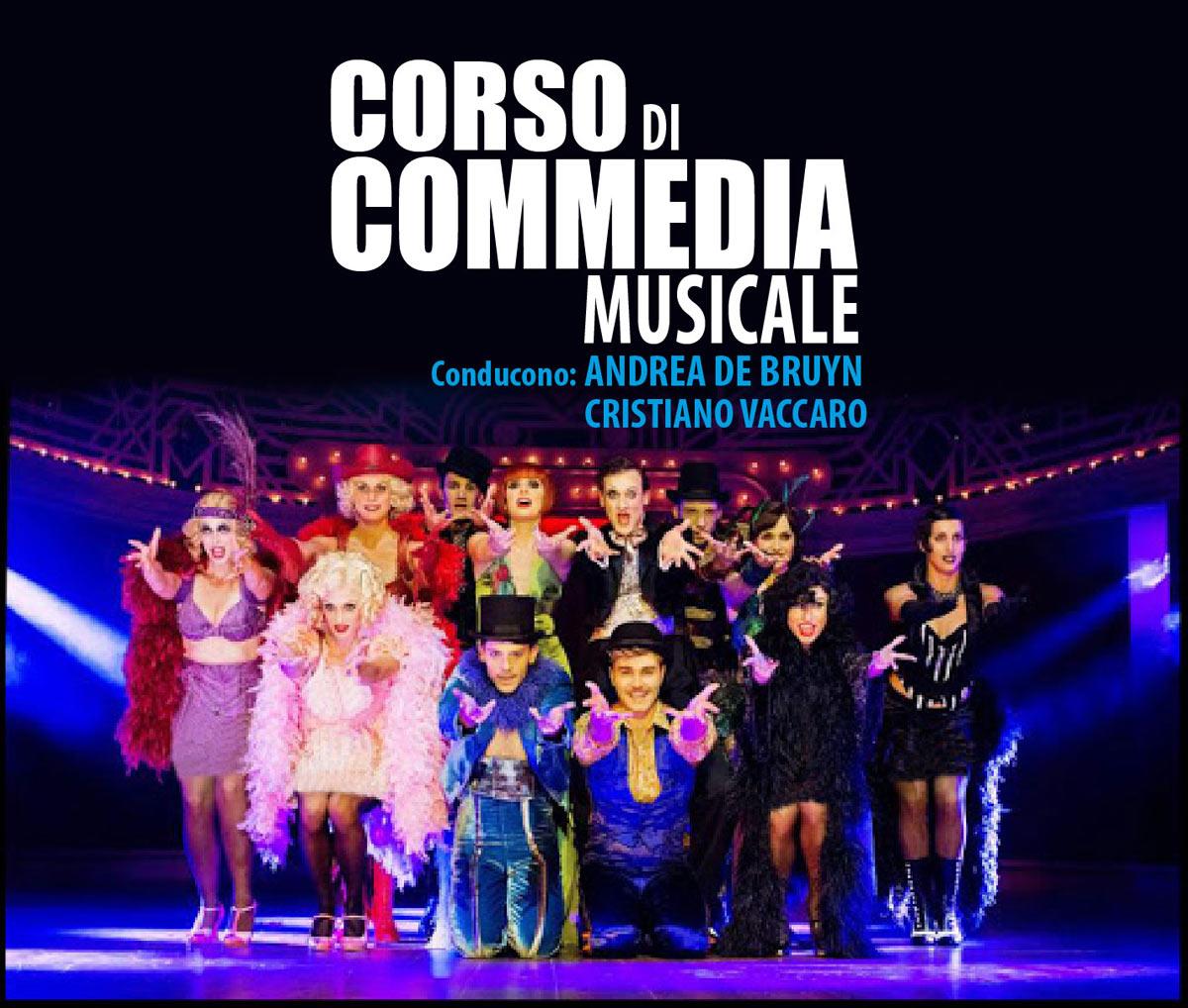 Corso di Commedia Musicale