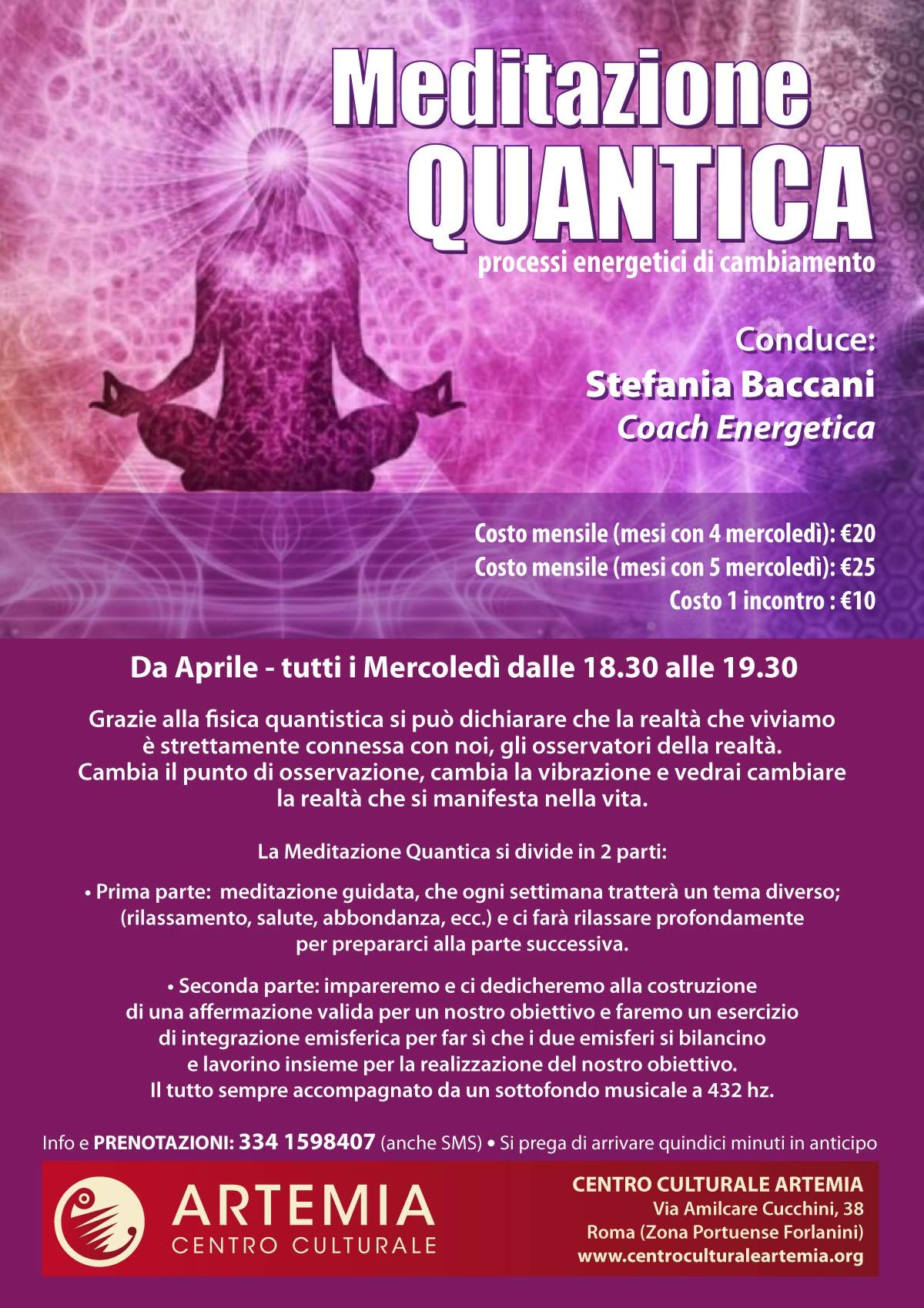 Meditazione Quantica