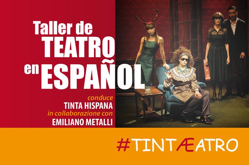 Laboratorio di Teatro in Spagnolo – Taller de Teatro en Español