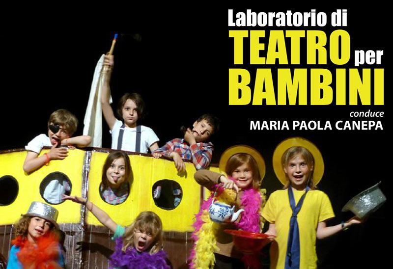 Laboratorio di Teatro per bambini