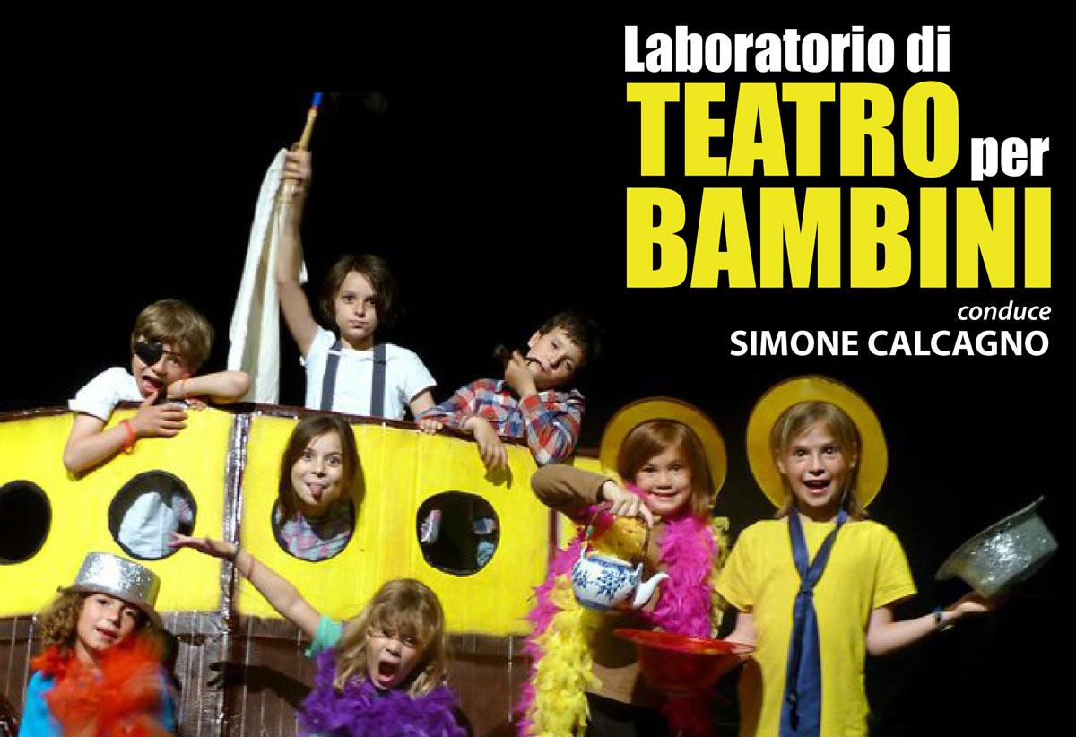 Laboratorio di Teatro per bambini – NUOVO!