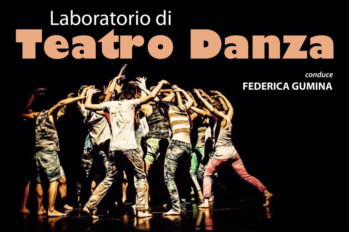 Laboratorio di Teatro Danza – NUOVO!