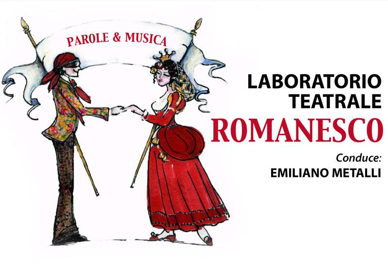 Laboratorio Teatrale Romanesco – Parole e Musica