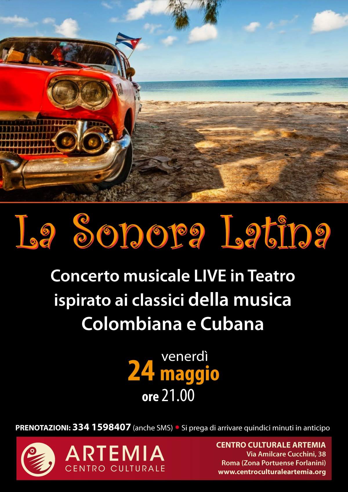 La Sonora Latina – Live