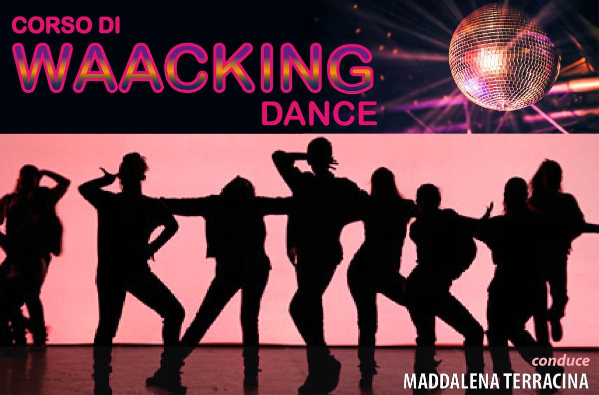 Corso di Waacking Dance