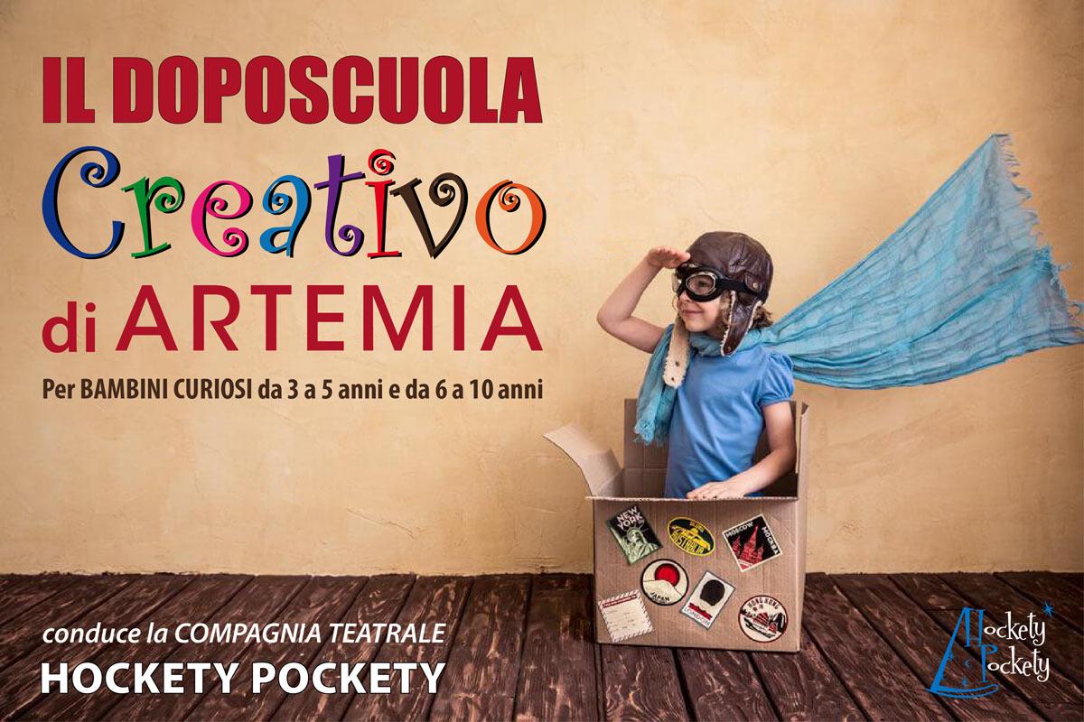 Il Doposcuola Creativo di Artemia – NUOVO!