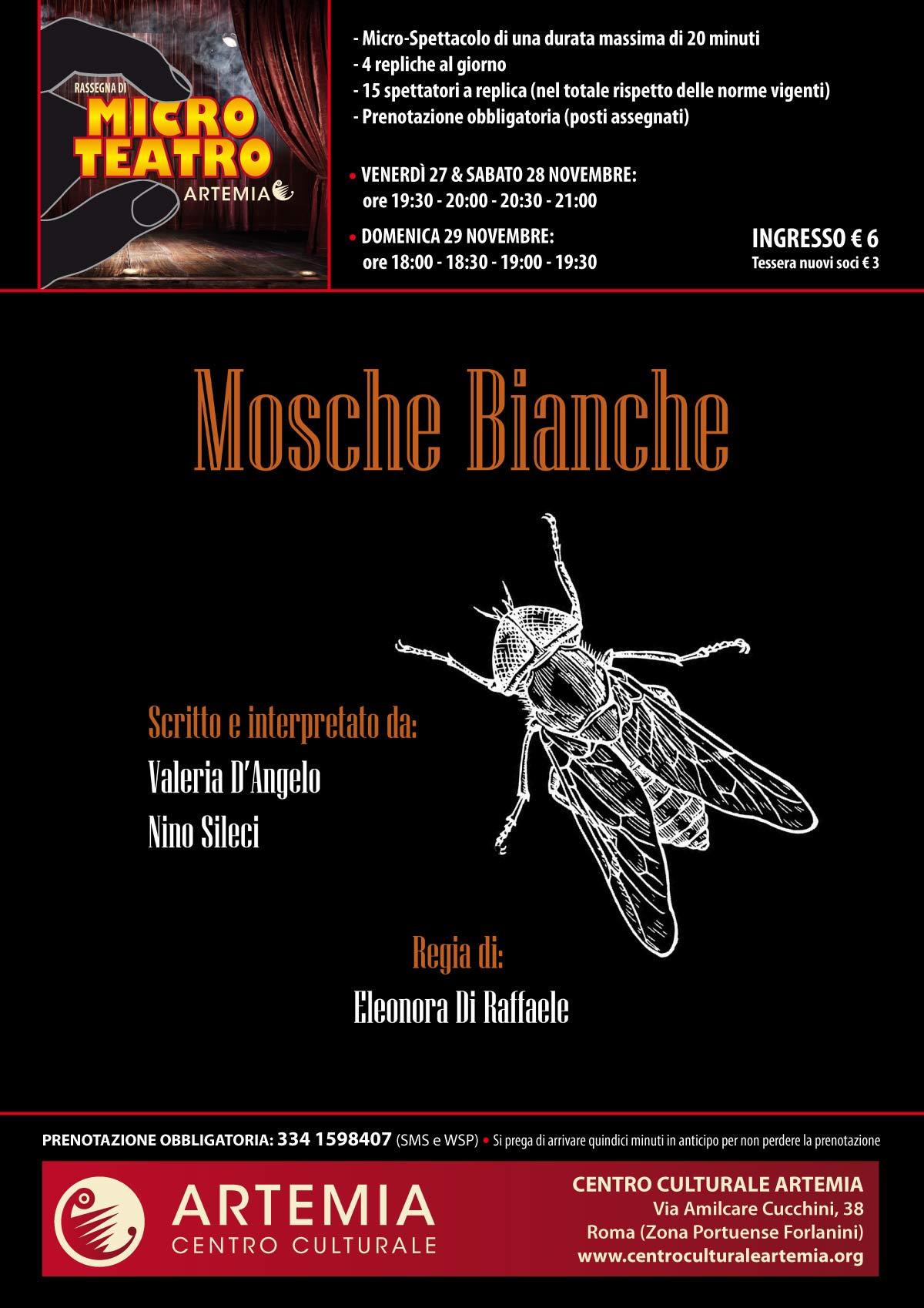 Mosche Bianche