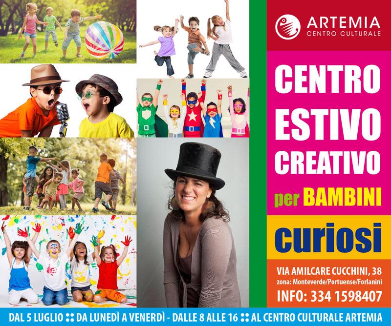 Centro Estivo Creativo 2021